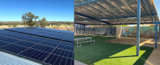 Derby, WA to save $130,000 per year with solar and battery on 13 buildings