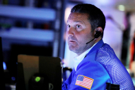 U.S. stock futures little changed after Dow, S&P 500 fall from their highs