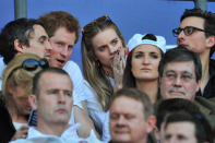 Prince Harry and his ex-girlfriend broke up due to Kate and Will's wedding