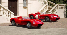 Electrical Ferrari 250 Testa Rossa Reproduction Is A End to-£100,000 Toy