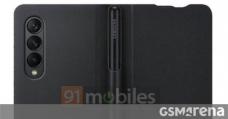 Samsung leaks: Z Fold3's S Pen case, Z Flip3 renders, and water resistance leaks