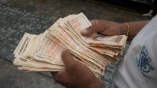 Hyperinflation, US dollars pricing out Venezuelan consumers