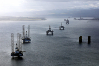 35,000 jobs lost as Covid and volatile prices hit UK oil and gas sector