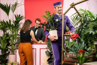 World's first 'plant hotel' takes care of your potted plants whilst you're away – and there's even a spa