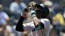 Brinson, Alcantara lead Marlins to 7-0 win over Padres