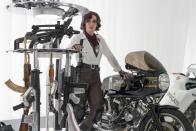 'Free Man' star Jodie Comer wouldn't do stunts in stilettos (curious)