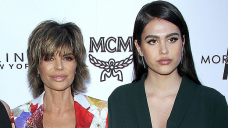 Lisa Rinna Says Daughter Amelia Hamlin, 20, Is 'Very Chuffed' In Her Relationship With Scott Disick, 38