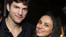Ashton Kutchers Jokingly Mocks Mila Kunis For Bathing Their Kids Amid Shower Debate