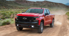 Upcoming Electrical Chevrolet Silverado Will Counter Mammoth 24-Fling Wheels With Rear-Steer