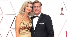 Paulina Porizkova Cries & Will get Candid About 'Being Betrayed' After Aaron Sorkin Split