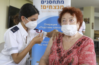 COVID vaccine: Israel approves 3rd shot for people 50+