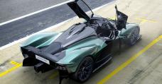 Survey Upon The Aston Martin Valkyrie Spider