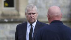 Prince Andrew case under evaluate: UK police