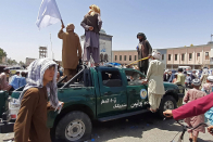 Taliban seize two of Afghanistan's largest cities as U.S. sends troops to evacuate embassy staff