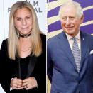 Royal Tea! Interior Barbra Streisand's 'Candy' Friendship With Prince Charles
