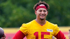Patrick Mahomes Will get A Visit From Brittany Matthews & Daughter Sterling, 5 Mos., At Coaching Camp
