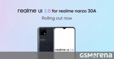 Realme Narzo 30A is receiving Android 11-based entirely mostly Realme UI 2.0 stable update