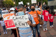 Federal judge denies landlords' request to block CDC national eviction ban