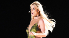 Britney Spears Busts A Switch In A Lace Jumpsuit To Prince Amid Conservatorship Drama
