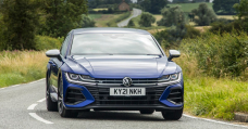VW Arteon R Taking pictures Brake Overview: Why I Forgave It For Being Underwhelming