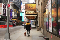 With Hamilton, Lion King, Corrupt ticket sales behind, Broadway isn't back