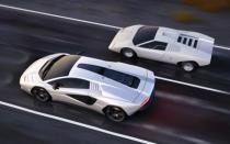 Lamborghini's Countach LPI 800-4 is an 802-horsepower hybrid supercar