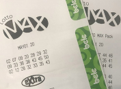 Winning $15M Lotto Max ticket sold in Vancouver