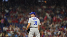 LEADING OFF: Dodgers' Scherzer faces familiar Mets lineup