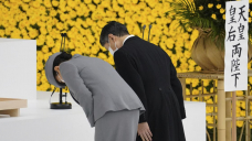 Japan marks 76th anniversary of WWII defeat; no Suga apology