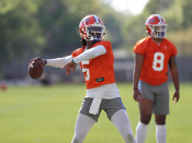 Dan Mullen pleased with Emory Jones' retention from spring