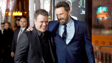 Matt Damon and Ben Affleck's Bromance By the Years