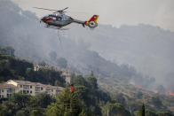 A whole bunch are evacuated as tinderbox Spain tackles wildfires