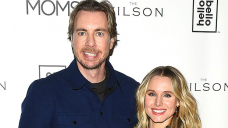 Kristen Bell Posts Rare Household Photo With Dax Shephard & Their Daughters Lincoln, 8, and Delta, 6, On Vacation