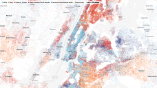 INTERACTIVE: How segregated is your community? This map shows The usa's changing landscape