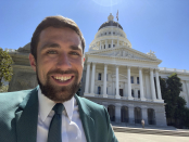 This 29-year-customary YouTube millionaire has a good chance to be the next governor of California
