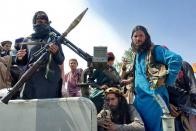 Taliban seek 'level-headed transfer of Kabul' after entering Afghan capital