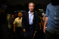 Cabinet of Malaysia's Top Minister Muhyiddin Yassin resigns, says minister