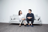 This husband-and-wife team shares their tips for going into business together