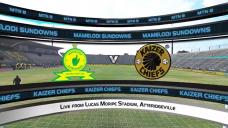 Mamelodi Sundowns v Kaizer Chiefs MTN8 highlights – including THAT penalty shootout!