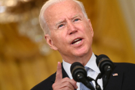 Biden says Afghanistan war was a lost cause, vows to continue aid and diplomacy