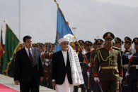 Russian embassy: Afghan leader fled with cars full of cash