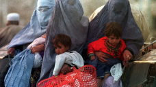 Our eyes don't deceive us: The men are fleeing Afghanistan. Where are all the women?
