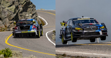 Travis Pastrana Uses 850bhp Gymkhana Subaru To Atomize Mt. Washington Hillclimb File