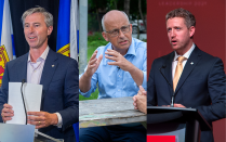 Election day in Nova Scotia has arrived. Here's what you need to know