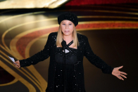 Barbra Streisand reveals who she wanted to see in 'A Megastar Is Born' remake