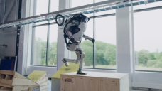 The Boston Dynamics robots can parkour now and there is truly no escape