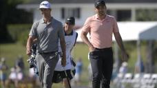 Day, Scott under pressure in PGA playoffs