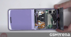 Samsung Galaxy Z Flip3 disassembly video brings a closer look at its two halves design