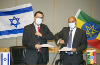 IAI to collaborate with Ethiopian Airlines in reoutfitting planes