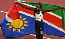 Namibia duo shrug off DSD controversy to grab gold-silver at U20 champs